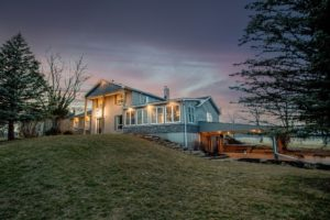Generic exterior home image Shot by Photic real estate photography kitchener waterloo